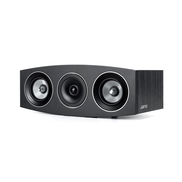Jamo C 9 CEN II Center Channel Speaker (Black Ash)