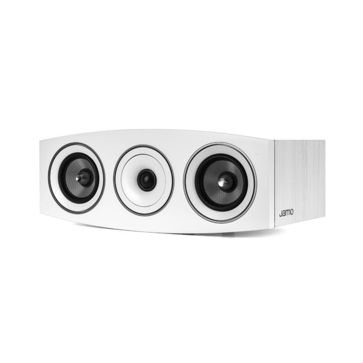 Jamo C 9 CEN II Center Channel Speaker (White Oak)