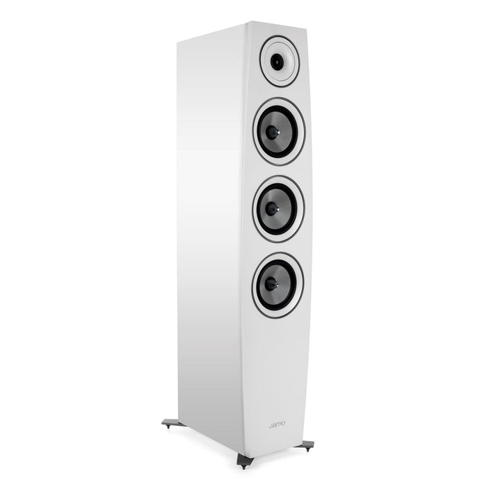 Jamo Concert Series C 97 II Floorstanding 3-Way Speaker (White Oak)