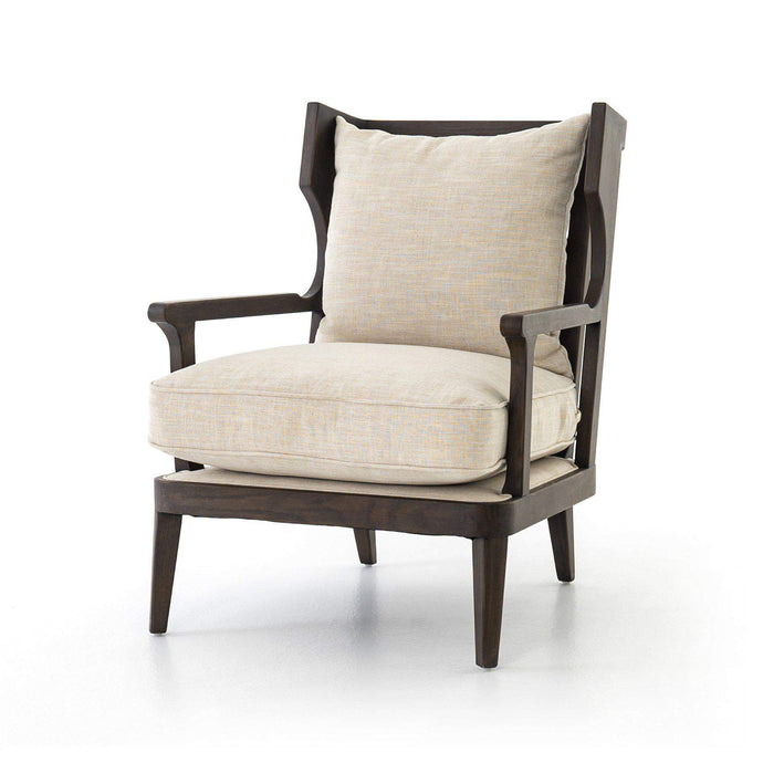 Lennon Chair (Cambric Ivory) - Abbott Collection - Parker Gwen