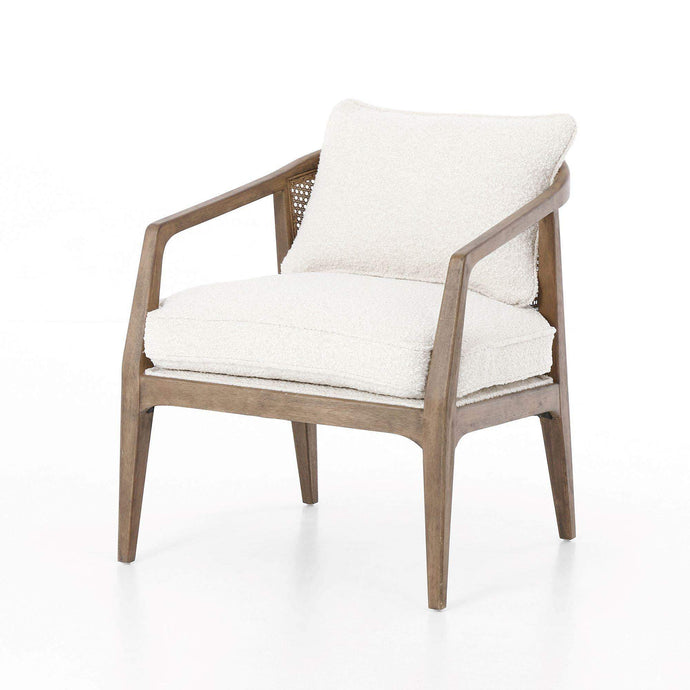 Alexandria Accent Chair (Knoll Natural) - Abbott Collection - Parker Gwen