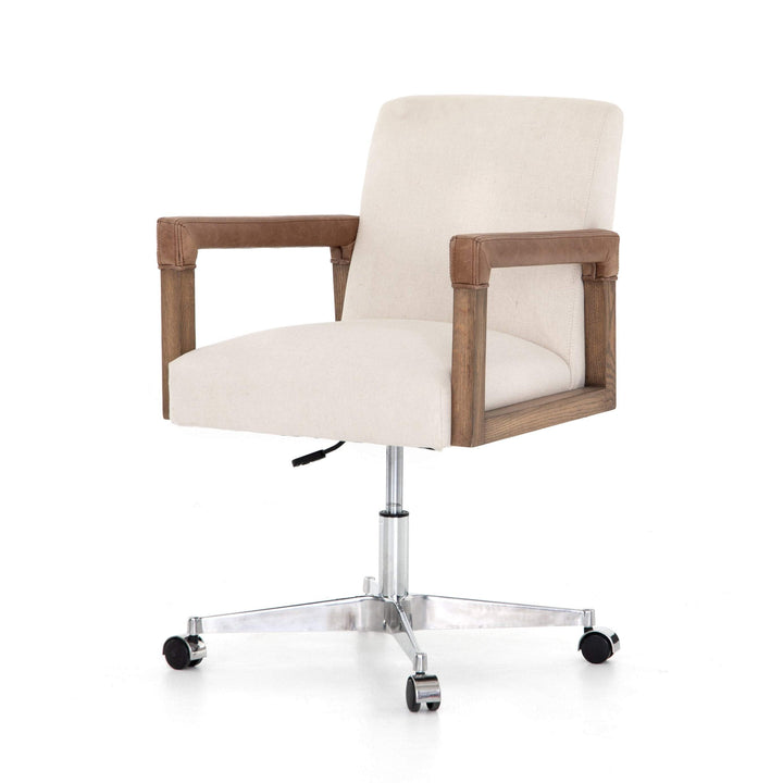 "Reuben 32"" Desk Chair (Harbor Natural) - Parker Gwen"