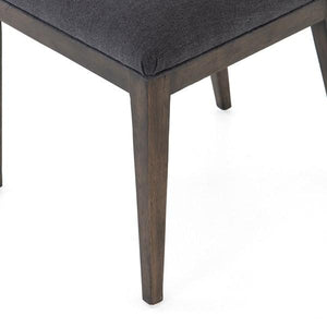 Jax Dining Chair (Misty Black) - Abbott Collection