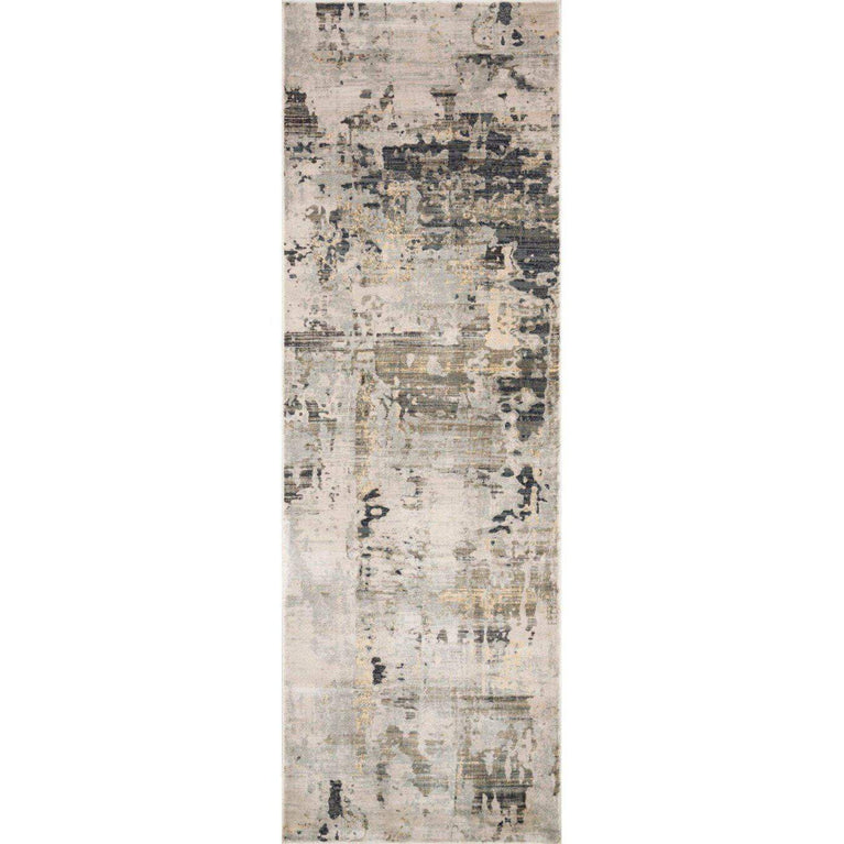 Cascade Viscose Rug Collection - Multiple Sizes & Runners (Ivory/Natural) - Parker Gwen
