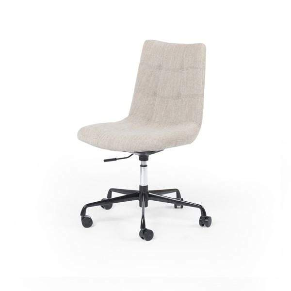 Camile Desk Chair (Saville Flannel) - Parker Gwen
