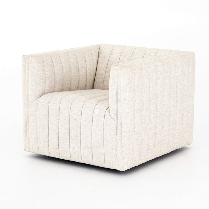 Augustine Swivel Chair (Dover Crescent) - Parker Gwen