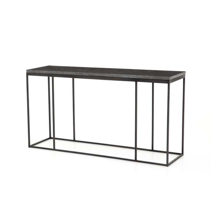 "Harlow 60"" Console Table (Bluestone) - Hughes Collection - Parker Gwen"
