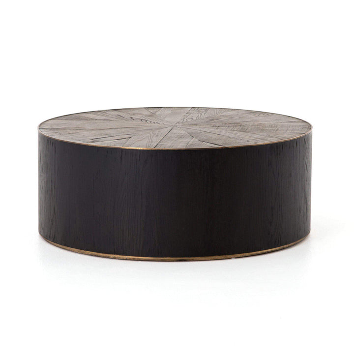 "Perry 40"" Round Coffee Table - Hughes Collection - Parker Gwen"