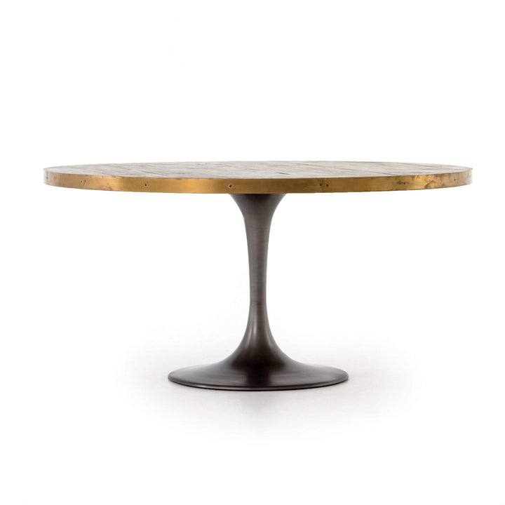 "Evans 60"" Round Dining Table - Hughes Collection-Dining Table-Parker Gwen"