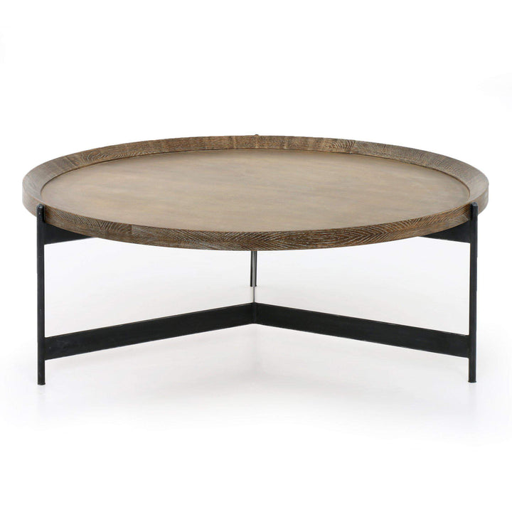 "Nathaniel 40"" Coffee Table - Hughes Collection - Parker Gwen"