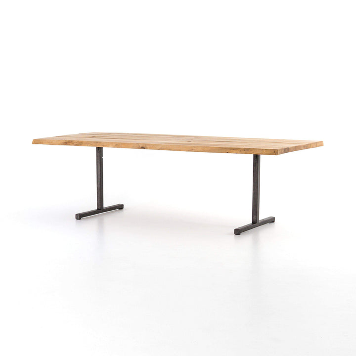 "Booker 99"" Reclaimed Dining Table - Hughes Collection - Parker Gwen"