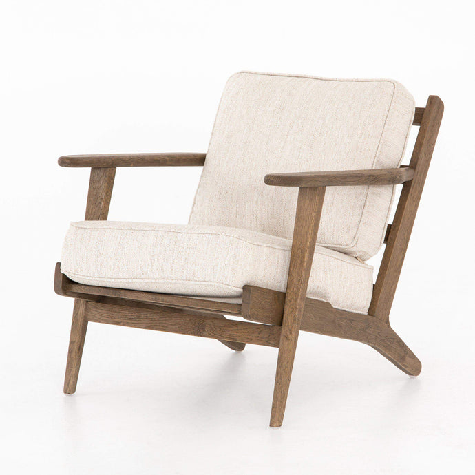 Brooks Lounge Chair (Avant Natural) - Irondale Collection - Parker Gwen