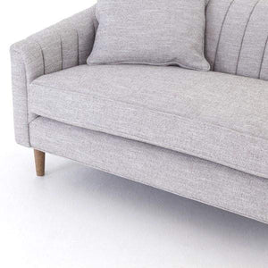 "Eve 96"" Sofa (Manor Grey) - Kensington Collection - Parker Gwen"