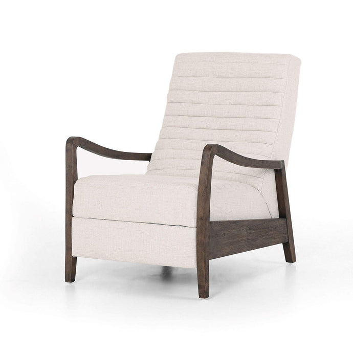Chance Recliner Chair (Linen Natural) - Kensington Collection - Parker Gwen