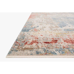 Loloi Claire Collection Rugs -Multiple Sizes (Grey/Multi)