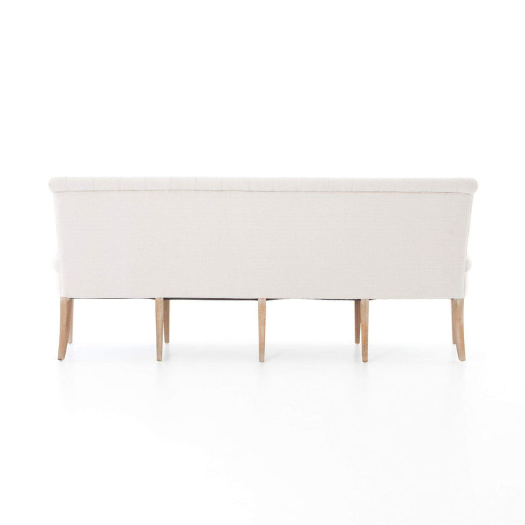 Banquette Tufted Bench (Light Sand) - Theory Collection - Parker Gwen