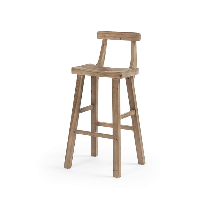 "Cassell 41"" Bar Stool (Natural) - Parker Gwen"