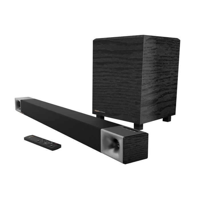 KLIPSCH CINEMA 400 SOUND BAR WITH WIRELESS SUBWOOFER | Soundbar | parker-gwen.