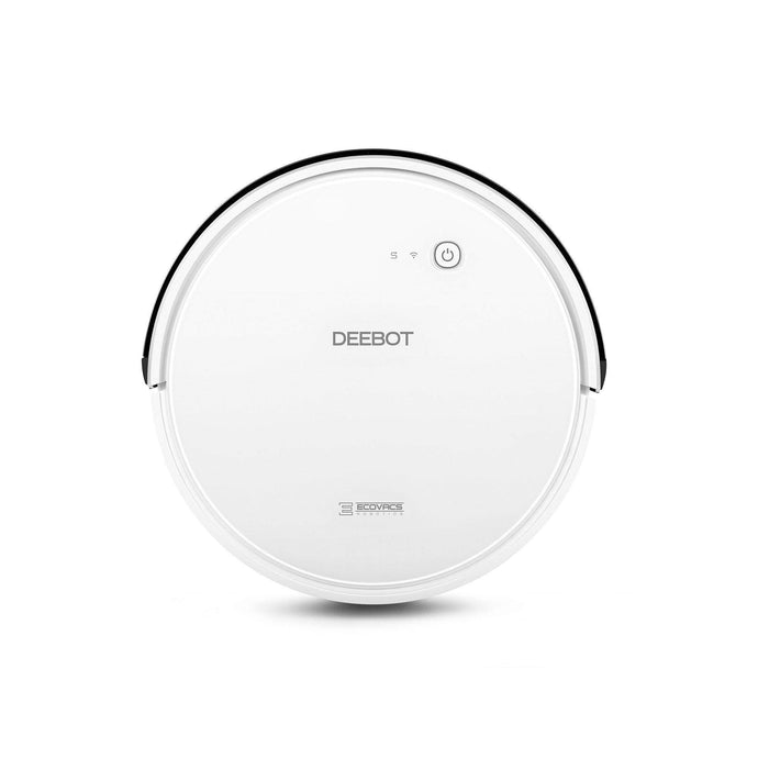 ECOVACS DEEBOT 600 Smart Home Enabled Multi-Surface Robotic Vacuum Cleaner - Parker Gwen