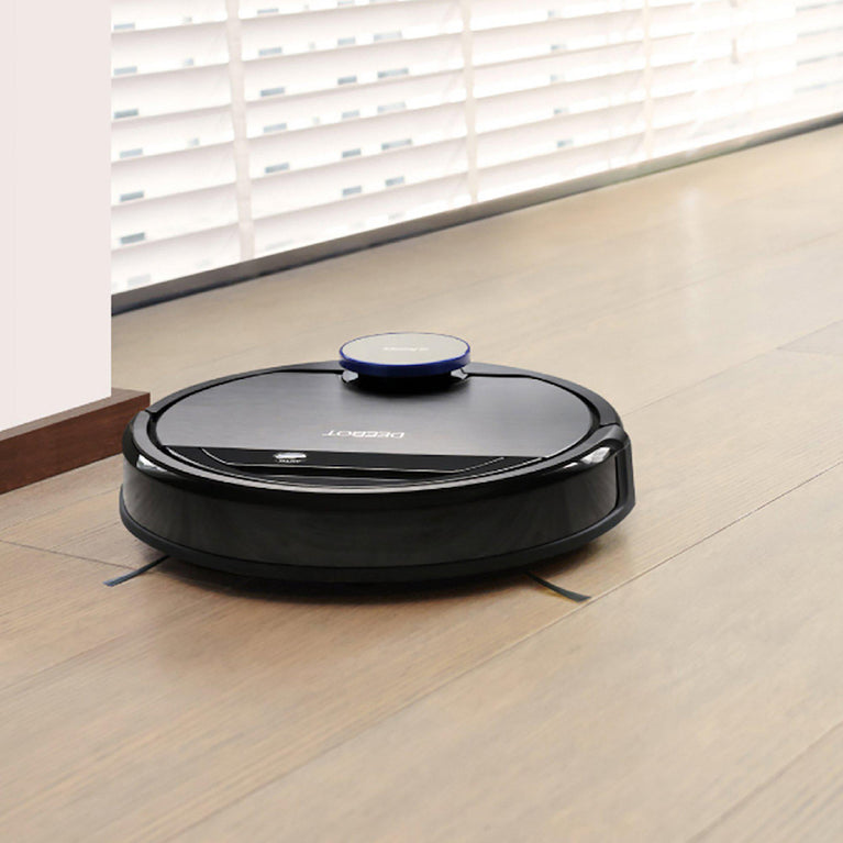 ECOVACS DEEBOT OZMO 937 2-in-1 Smart Robotic Vacuum Cleaner with Advanced Navigation/Mapping and OZMO Mopping