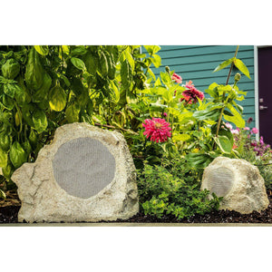 Jamo JR-6 Outdoor Rock Speaker (Sandstone) - Parker Gwen