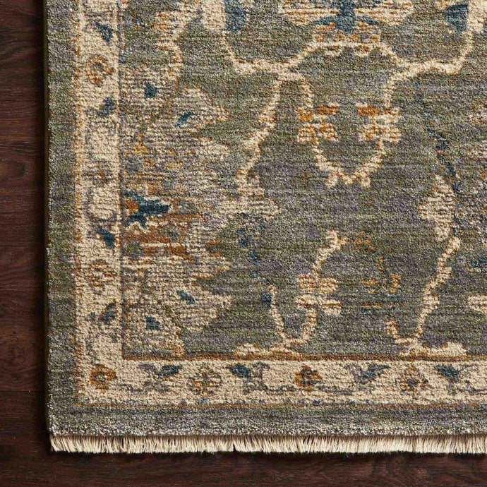 Giada Rug Collection: Multiple Sizes & Shapes - (Sage/Gold)