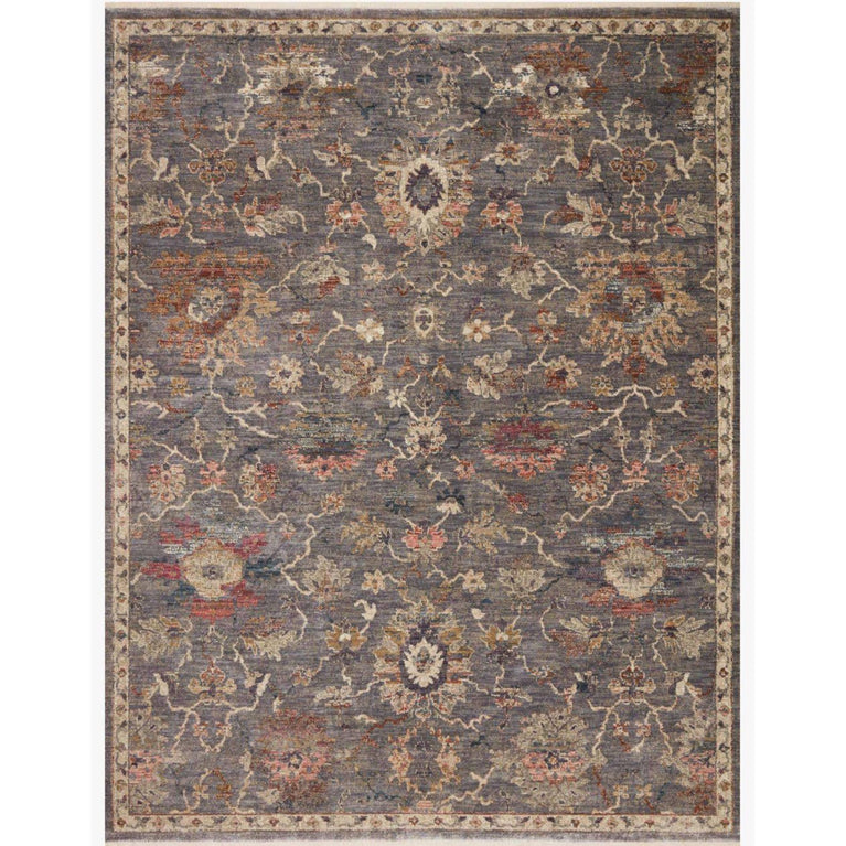 Giada Rug Collection: Multiple Sizes & Shapes - (Silver/Multi)