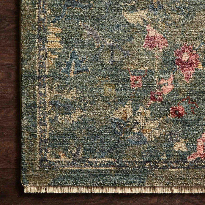 Giada Rug Collection: Multiple Sizes & Shapes - (Lagoon/Multi)