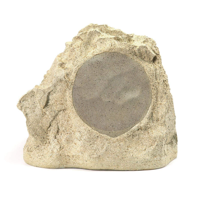 Jamo JR-8SW Outdoor Subwoofer Rock Speaker (Sandstone) - Parker Gwen
