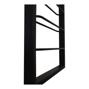 "Bacchus 63"" Iron Wine Rack"