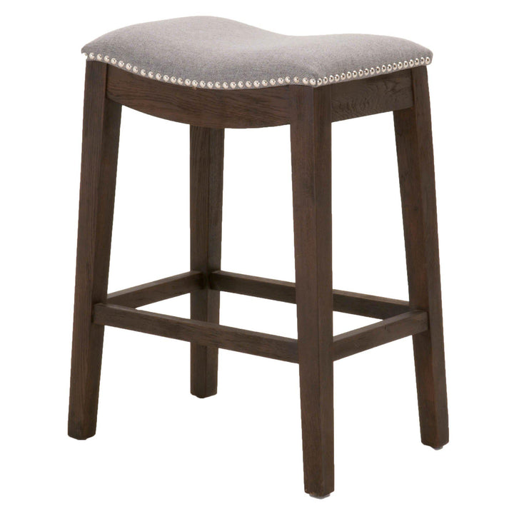 Harper Counter Stool (Java Ash, Earl Gray)