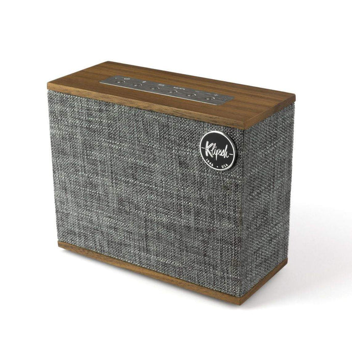 Klipsch Heritage Groove Wireless Speaker (Walnut) - Parker Gwen