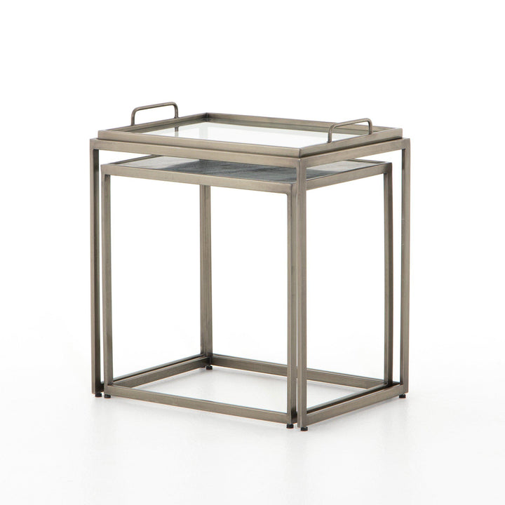 "Zahra 20"" Nesting End Tables 