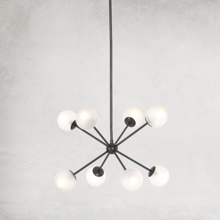 Ansen Chandelier (Dark Antique Brass) | Chandelier | parker-gwen