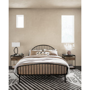 Waverly Iron Bed - Twin, Queen, or King