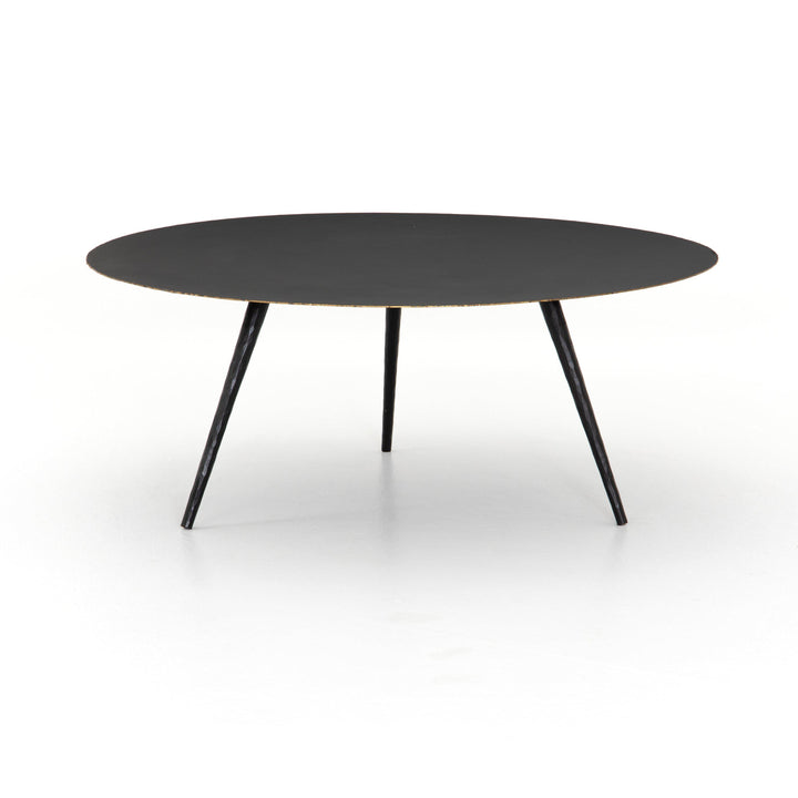 "Trula 39"" Round Coffee Table 