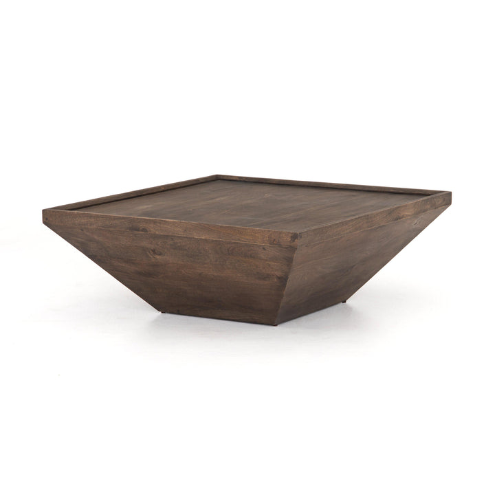 "Drake Reclaimed 42"" Coffee Table (Aged Brown) 