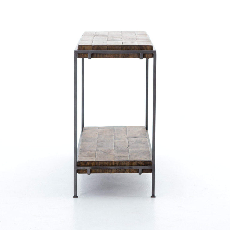 "Simien 54"" Two Shelf Console Table - Harmon Collection - Parker Gwen"