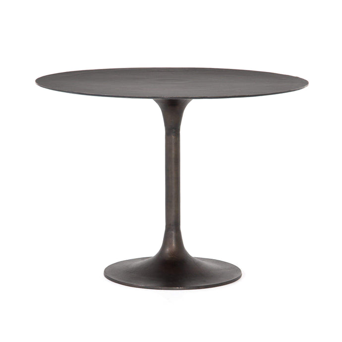 Simone Bistro Table (Antique Rust) - Marlow Collection - Parker Gwen