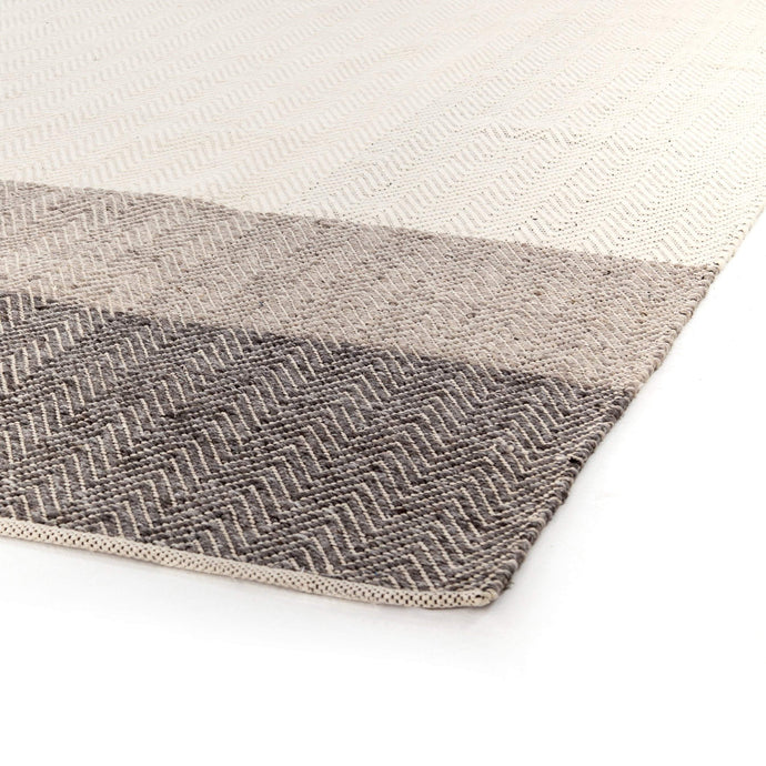 Color Block 9' x 12' Chevron Rug - Parker Gwen
