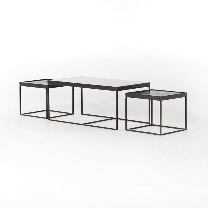 "Evelyn 36"" Nesting Coffee Table - Parker Gwen"