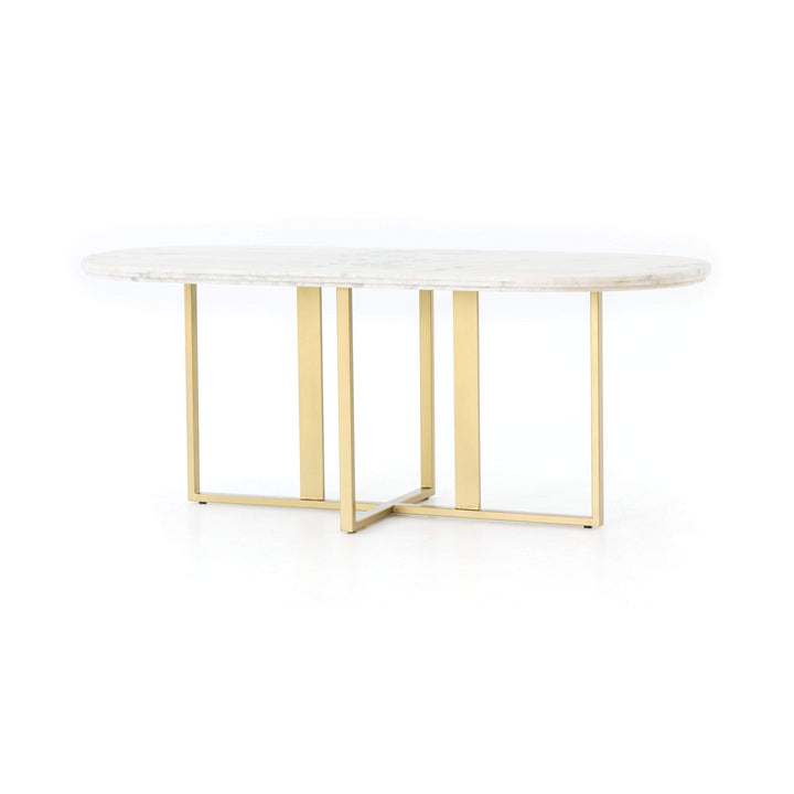 Devan Oval Dining Table - Parker Gwen