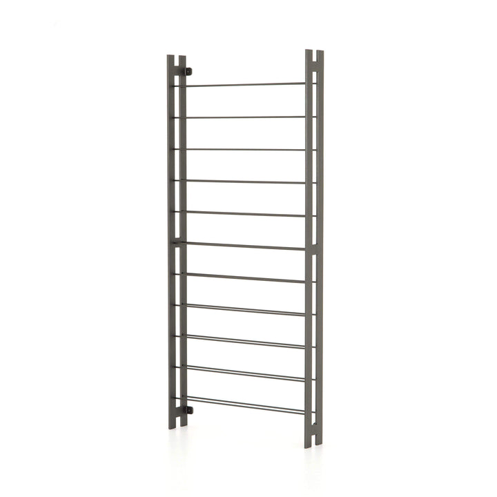 "Galloway 72"" Iron Wine Rack - Parker Gwen"