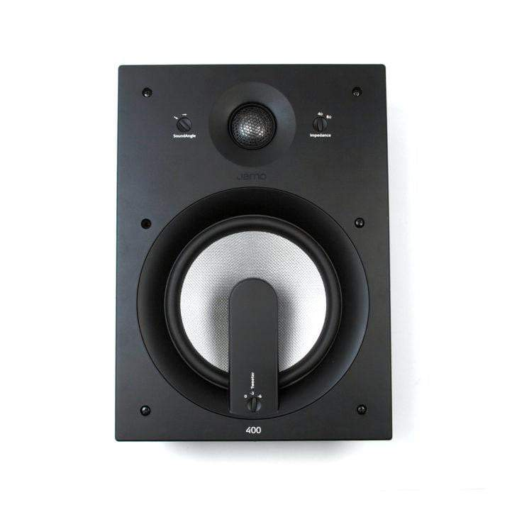 "Jamo 8"" 400 Series In-Wall Speaker Pair (IW 408 FG II) - Parker Gwen"