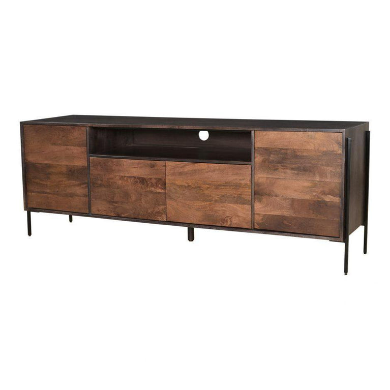 "TOBIN 76""W Media Console TV Stand 