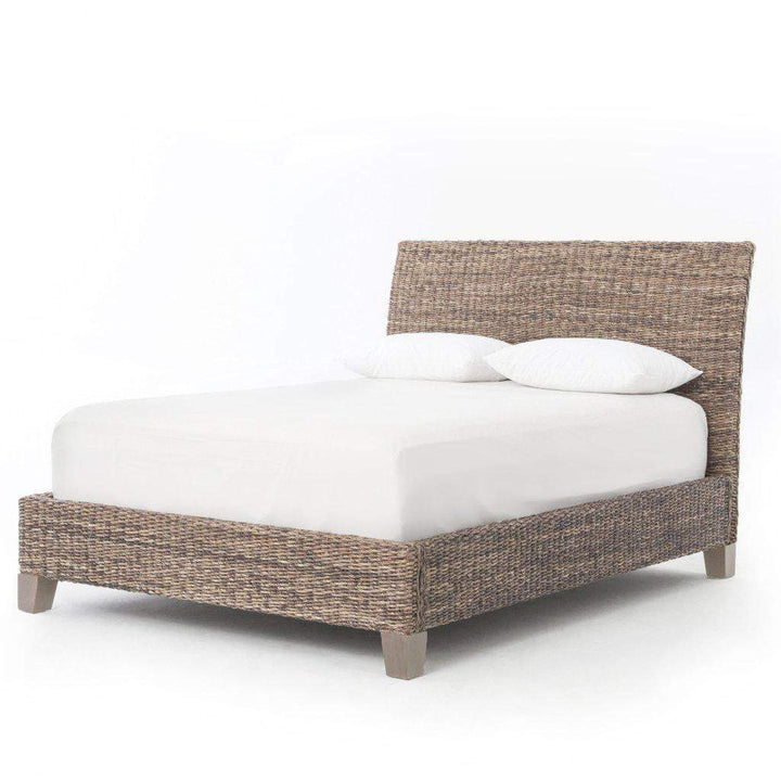 BANANA LEAF BED (Queen or King): Grass Roots Collection - Parker Gwen