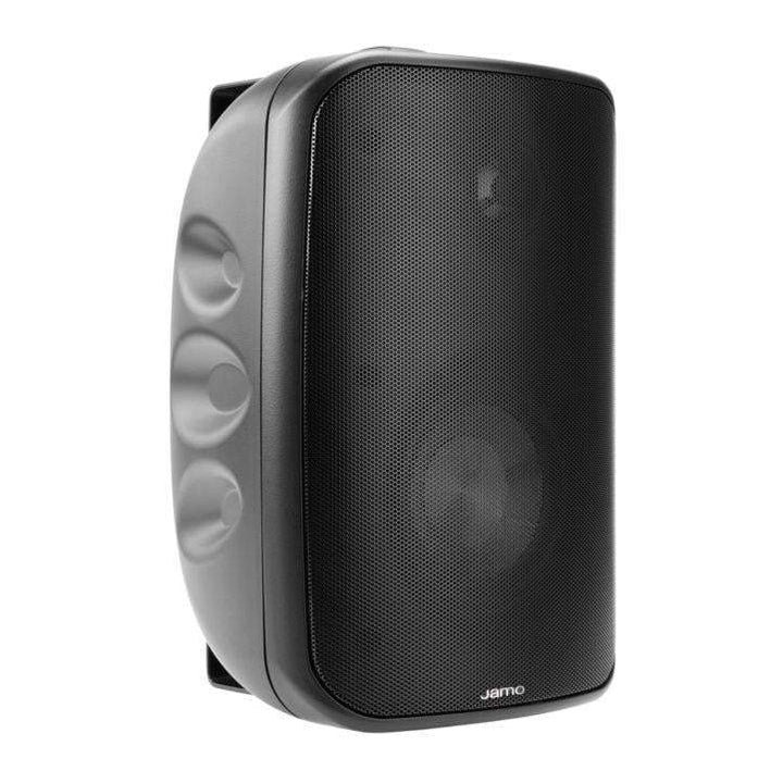Jamo I/O 6 OUTDOOR SPEAKER - Sold in Pairs (Black) - Parker Gwen