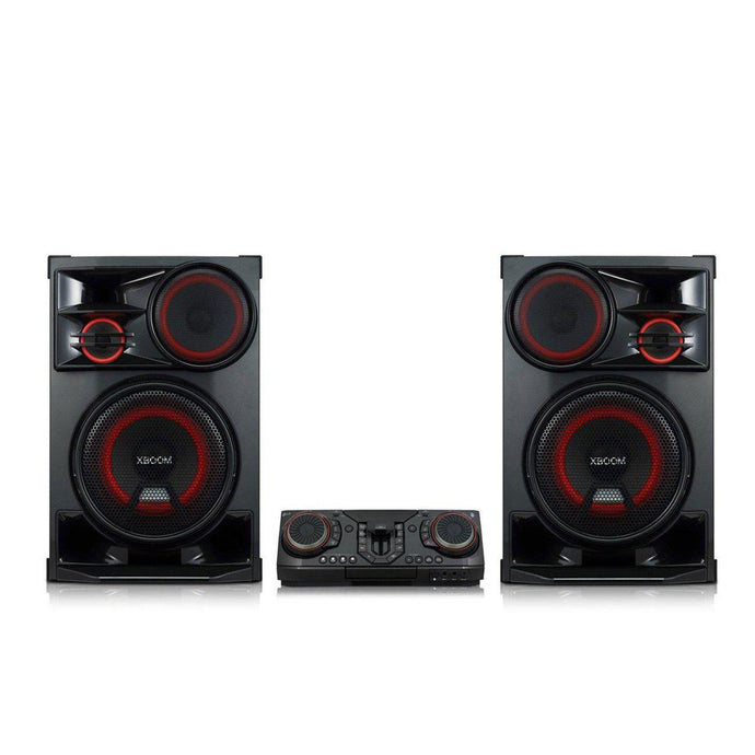 LG 3500W SHELF SYS CD/BT/USB | Loudspeaker | parker-gwen