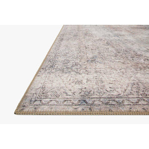 Loren Rug Collection: Multiple Sizes & Shapes - (Silver/Slate)