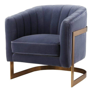 Carr Arm Accent Chair - Parker Gwen